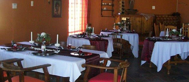Lavender Hills Guest Farm -Parys accommodation - Free State